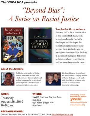 YWCA Racial Justice Event